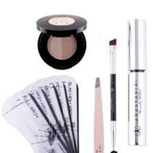 <p>This spring it is all about the brow and what better way to keep mom young than to upgrade her brows. The Anastasia 5 piece kit includes everything you could ever need for your brows from tweezers to brow stencils. We especially love the double duty brush. </p>