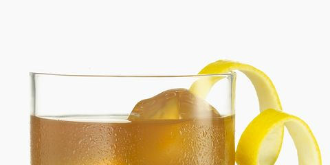 <p>1 1/2 ounces Tequila Don Julio Blanco<br />3/4 ounce Fresh Lime Juice<br />1/2 ounce Ginger Syrup*<br />Ginger Ale for Top<br />Red Blackcurrant Liqueur for Float<br />Ice cubes<br />Lime Wheel for Garnish<br /> <br />*To Create Ginger Syrup<br />2 parts White Sugar<br />Ginger Root</p> <p>Strip off the skin of one ginger root. Place in vegetable juicer. Add 2 parts white sugar to 1 part ginger juice by volume.<br /><br />Combine Tequila Don Julio Blanco, fresh lime juice, ginger syrup into a cocktail shaker with ice. Shake well. Strain contents into a Collins glass over ice. Top with ginger ale. Float red black currant liqueur. Garnish with lime wheel.<br /><br /></p>