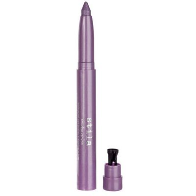 <p>Update your smokey eye with a dusky violet shade, instead of black! Line top and bottom lash lines, and then softly smudge with a Q-tip for a come-hither cocktail party look.</p>