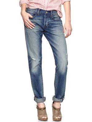 Boyfriend Jeans For Curvy Women - What to Wear With Boyfriend Jeans