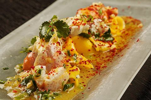 """<p>This translates to english as """"mattress breaker."""" This Venezuelan aphrodisiac ceviche is packed with oysters, which are rich in rare amino acids that are known to increase sexual hormones. </p><p> </p>"""