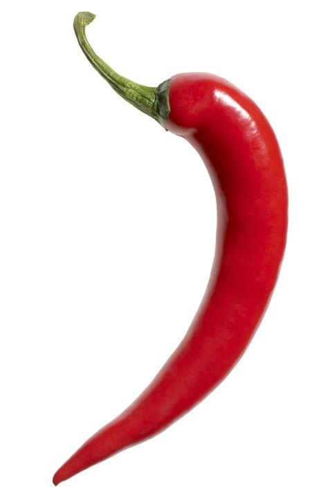 <p>The spiciness of chili peppers has often been said to increase sexual deire. Well, time to cook him some chiles rellenos tonight!</p>