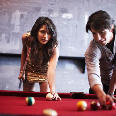 In Alabama, an ordinance once stated that women weren't allowed to initiate sex while hanging around a pool hall. (Maybe pool sharks really don't like to be distracted?)
