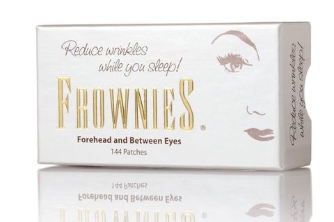 "<p>Slap these cult-fave pads on your forehead and between your eyes, hit the sheets, and wake up to significantly smoother skin! The pads magically relax facial muscles while you sleep.</p> <p>Frownies Facial Pads, $16 (for 144 pads), <a href=""http://www.drugstore.com/frownies-facial-pads-use-on-forehead-and-between-eyes/qxp88296?catid=182915"" target=""_blank"">drugstore.com</a></p>"