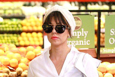 Eyewear, Glasses, Vision care, Goggles, Sunglasses, Shirt, Natural foods, Produce, Fashion accessory, Fruit,