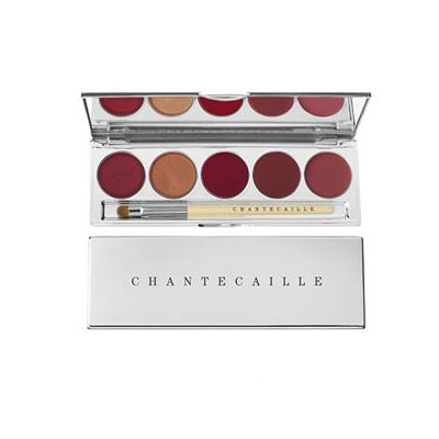 "<p>This palette is the perfect size for office desks, gym lockers, ""walk of shame"" clutches – and the five hues (a range of come-hither crimsons and festive fuchsias) are non-sticky and gloriously long-lasting.</p>