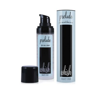 <p>Before shaving or waxing, slather this multi-tasking gel all over the area – it's spiked with menthol to numb skin, cedarwood to remove impurities, and aloe to fight irritation. A must.</p>