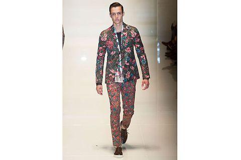 Dress shirt, Collar, Sleeve, Shirt, Textile, Standing, Style, Pattern, Blazer, Fashion,