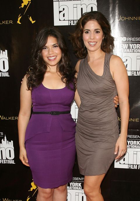 """<p>Although they no longer play sisters on <em>Ugly Betty</em>, our former cover girl and her costar are united in their fight for equality in the LGBT community.  Both starred in a PSA in which they urged their fellow Californians to vote """"no"""" for Proposition 8, which only recognizes marriage between a man and a woman.  Ferrara insists that the fight for equality goes beyond gay and straight. """"It's about preserving the integrity of equal rights in this country,"""" she says. While Ortiz reminds us, at the end of the day it is all about family. """"Latinos have family members and friends who are gay and deserve the same rights all of us have."""" <br /><br /></p>"""