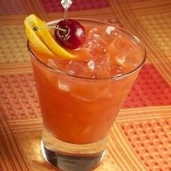 <p>2 oz Florida orange juice</p>