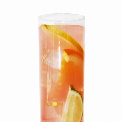 <p>1 1/2 parts EFFEN® Black Cherry Vodka</p><p>1 part Pink Lemonade Juice</p><p>1 part Honey Syrup*</p><p>1 Lime Wedge</p><p>1 Lemon Wedge</p><p>1 Orange Wedge</p><p>Squeeze and drop lime, lemon and orange wedges into tall glass over ice.  Add remaining ingredients and stir well.<em> </em></p><p>*Honey Syrup</p><p>1 part Honey</p><p>1 part Water</p><p><em><br /></em></p>