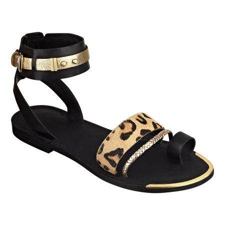 <p>Show your wild side with these animal print flats that will come in handy at night!</p>