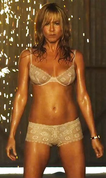 <p>Erin Grant, <em>Striptease</em> (1996)<br /> As a FBI secretary who turns to bumping-and-grinding to pay legal bills, tinseltown&#146;s highest-paid actress scorched the screen in an endless inky-black blowout, major lashes, and kiss-me pink lips.</p>