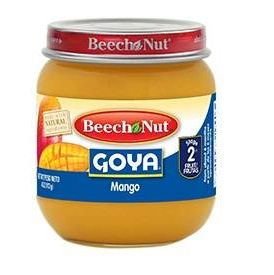 "<p>Beech-Nut hooks up with Goya to bring us new baby food flavors. The new flavors are said to taste as ""home-made"" as possible. Now your baby can enjoy Latin flavors before unavailable.</p>"