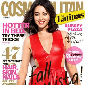 <p>Part Puerto Rican actress and comedian Aubrey Plaza is our fall cover girl! Click through to get a sneak peek of her best quotes from our interview. </p><p> </p><p> </p><p> </p><p>Photography: Justin Stephens</p><p>Dress: Alice Roi</p><p>Earrings: EF Collection</p><p>Ring: Jennifer Fischer </p>