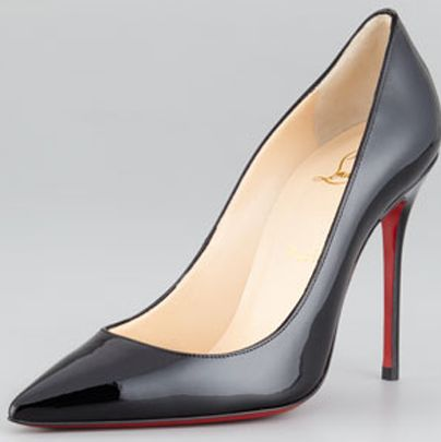 """<p>When it comes to work and shoes it's probably best to stick to the neutrals. A simple nude or black in either a closed or peep-toe will do the trick. The difficult part comes when picking the right pair.</p><p>For daily use go with something basic like these by <a title=""""Steven """" href=""""http://www.neimanmarcus.com/p/Steven-Mikka-Patent-Point-Toe-Pump-Black/prod160170094___/?icid=&searchType=MAIN&rte=%252Fcategory.service%253FNtt%253Dblack%252Bpump%2526pageSize%253D30%2526No%253D0%2526Ns%253DMAX_PROMO_PRICE%2526refinements%253D&eItemId=prod160170094&cmCat=search%20"""" target=""""_blank"""">Steve Madden</a> but for those special days like interviews and big meetings rock a pair of killer heels like these Louboutin's. They may be a little steep but you'll feel amazing every time you wear them and what better feeling than to look hot and know you did it on your own!</p><p>$625, <a title=""""Louboutins"""" href=""""http://www.neimanmarcus.com/p/Christian-Louboutin-Decollete-Patent-Leather-Stiletto-Red-Sole-Pump/prod147340162_cat39620738__/?icid=&searchType=EndecaDrivenCat&rte=%252Fcategory.service%253FitemId%253Dcat39620738%2526pageSize%253D30%2526No%253D0%2526Ns%253DMAX_PROMO_PRICE%2526refinements%253D&eItemId=prod147340162&cmCat=product%20"""" target=""""_blank"""">Neiman Marcus</a>.</p><p> </p>"""