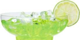 <p>1 part MIDORI® Melon Liqueur<br />1.5 parts Espolón® Tequila<br />2 parts Sweet and Sour Mix<br /> <br />Pour over ice into a margarita glass. Garnish with a lime wheel.</p>