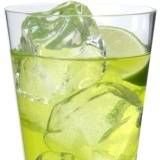 <p>2/3oz MIDORI® Melon Liqueur<br />1/2oz Vodka<br />1/2oz Gin<br />1/2oz Rum<br />1/2oz  Triple Sec<br />2/3oz Fresh Lime Juice<br />2/3oz Gomme Syrup<br />Top with Club Soda / Soda Water Iced Tea<br /> <br />Shake the ingredients (except the club soda)with ice, and pour into a glass. Add the club soda, and garnish with a lime wedge.</p>
