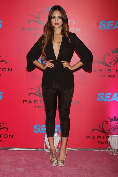 <p>Liam wasn't only attracted to her sexy <em>Español. </em>Eiza speaks fluent English and Italian too!</p>