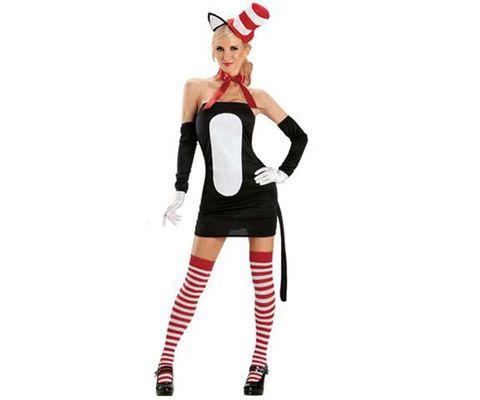 Slutty adult costumes