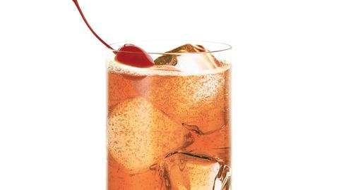 1½ oz. Skinnygirl White Cherry Vodka<br>