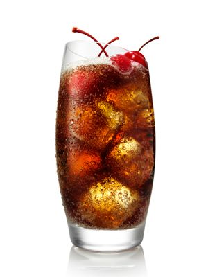2 oz. SVEDKA Cherry<br> 1 oz. Diet Coke<br> Garnish: cherry<br>  <i>Combine all ingredients in a glass filled with ice. Stir and garnish with a cherry.</i><br><br>  Source: SVEDKA
