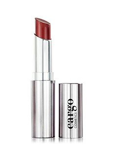 """<p>Filled with olive oil, jojoba and shea butter, this doubles up as a balm too! </p> <p> </p> <p>$22, <a href=""""http://www.cargocosmetics.com/products/lips/essentiallipcolor"""" target=""""_blank"""">CargoCosmetics.com</a></p>"""