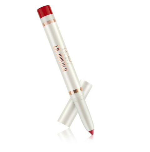 """<p>Get Khloe-fied lips in this retro red, available in a pencil for very precise application. </p> <p> </p> <p>$8.99, <a href=""""http://www.ulta.com/ulta/browse/productDetail.jsp?productId=xlsImpprod5180513"""" target=""""_blank"""">Ulta.com</a></p>"""