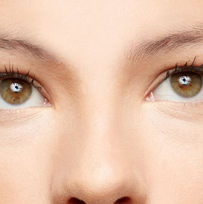 """<p>""""Start with mascara,"""" Napoleon says. """"It creates instant contrast and maps out the rest of your look.""""</p>"""