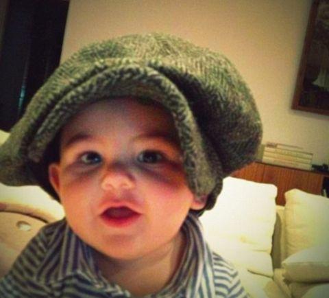 <p>With a supermodel mom like Alessandra, it's no wonder baby Noah Phoenix is so stinking cute. </p> <p> </p>