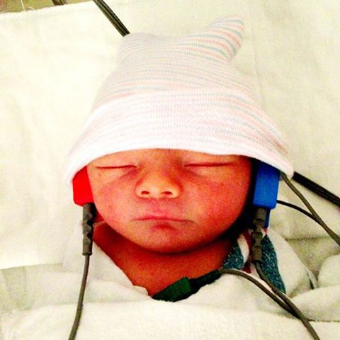 <p>The newest edition is Fergie and Josh Duhamel's first baby, Axl Jack. He's already jamming to Black Eyed Peas.</p>