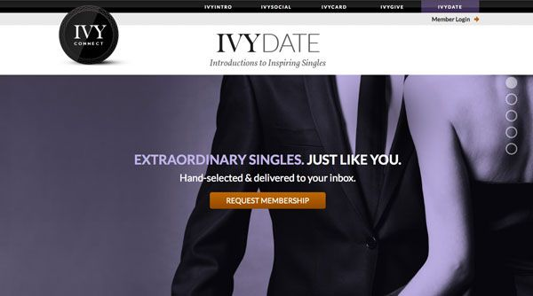dating service site web