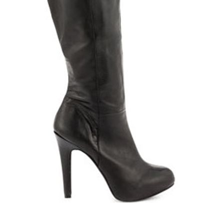 <p>Every chica needs a pair of OTK black boots and these Jessica Simpson ones are sexy enough to wear them out with your <em>chico</em> or <em>amigas</em> and classy enough to wear them to the office with a skirt suit!</p>