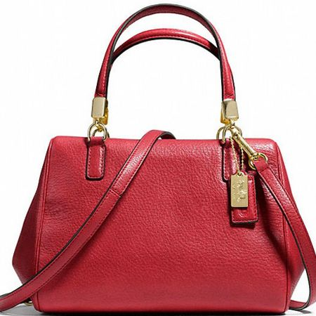 <p>Madison Mini Satchel</p>