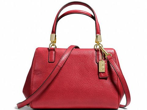 """<p>Madison Mini Satchel</p><p>A classic leather bag is always a good call and this Coach one comes in lots of colors and won't disappoint on inside space. This also comes with a strap to be converted to a crossbody.</p><p>$228, <a title=""""Coach"""" href=""""http://www.coach.com/online/handbags/Product-madison_mini_satchel_in_leather-10551-10051-49720-en?cs=libnh&catId=62&navCatId=7100000000000000591&viewType=viewall%20"""" target=""""_blank"""">Coach</a>.</p>"""