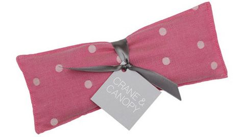 "<p>Now you can support in the comfort of your home. Crane & Canopy is offering several special-edition eye pillows and <a title=""Bedding"" href=""http://www.craneandcanopy.com/collections/type-pink"" target=""_blank"">pink bedding</a> for BCA. 50% of proceeds will benefit Susan G. Komen. </p> <p>$12, <a title=""eye pillows"" href=""http://www.craneandcanopy.com/products/bca-hot-pink-lavender-eye-pillow%20"" target=""_blank"">Crane & Canopy</a></p>"