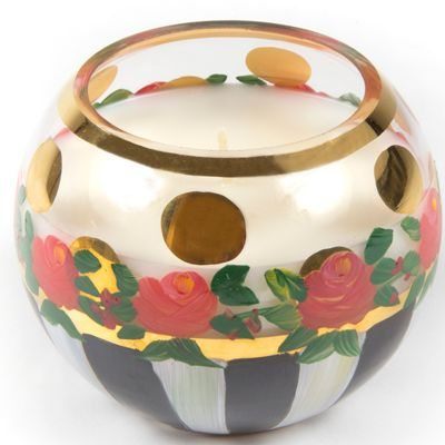 <p>As Fall rolls around a candle is the perfect addition to your home. In partnership with Continuum Health Partners, Inc 10% of proceeds will be donated. </p><p>$48, MacKenzie Childs</p>