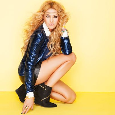<p>The X Factor star and Mexican pop princess has teamed up with JustFab to create an amazing line for fall. There are options for day and night to go with every style.</p>