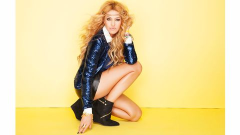 """<p>The X Factor star and Mexican pop princess has teamed up with JustFab to create an amazing line for fall. There are options for day and night to go with every style.</p> <p>On how she feels about the collection, """"I'm thrilled to be launching my very first collection of shoes and handbags with an innovative brand like JustFab,"""" states Rubio. """"Every piece represents my style: strong, full of personality, and totally unique. With this collection, my style is now accessible to my fans and JustFab members.""""</p> <p>We love the collection and can't wait to get our hands on a few pieces. </p>"""