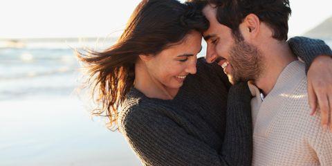 Face, Head, Ear, Shirt, Sweater, Happy, Facial expression, Interaction, Dress shirt, Black hair,