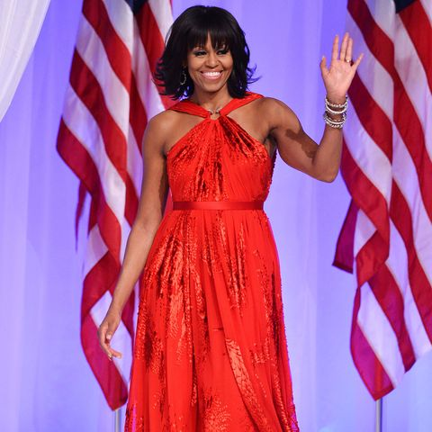 Dress, Textile, Flag, Red, Flag of the united states, One-piece garment, Fashion, Electric blue, Day dress, Makeover,