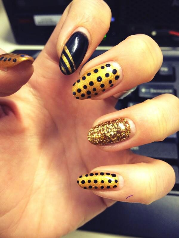 Cool nail art pictures of awesome nail art prinsesfo Images