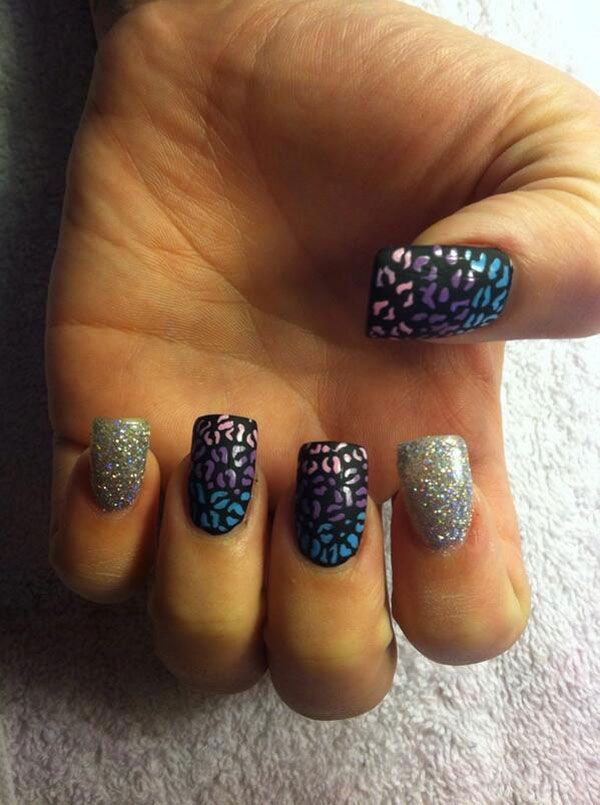 Cool nail art pictures of awesome nail art prinsesfo Choice Image