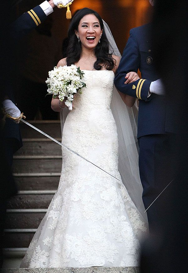 40  Most Stunning Celebrity Wedding Dresses of All Time - Celeb ...
