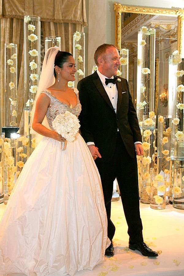 Best Celebrity Wedding Dresses - The Most Stunning Celebrity ...