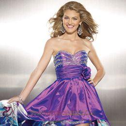 """<p><a title=""""asymmetrical dress"""" href=""""http://dresses.prettyquinceanera.com/discount/2011QuinceaneraDresses/Cheap-gown-dress-Short-sweetheart-neck-knee-length-quinceanera-dresses-8750-12923.html%20"""" target=""""_blank"""">Prettyquinceneara</a>.</p>"""