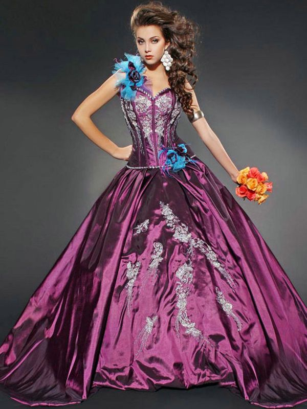 Ugly Quinceanera Dresses - Tacky Quince Dresses