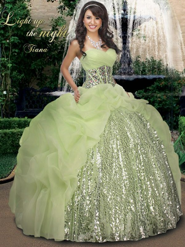 Ugly Quinceanera Dresses Tacky Quince Dresses