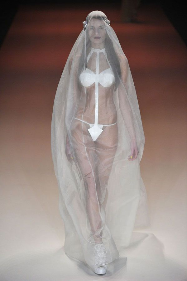 Skimpiest Wedding Dresses