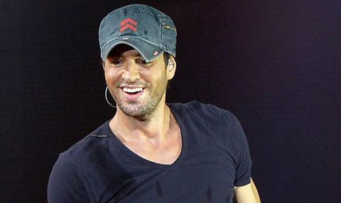 Enrique in Miami.